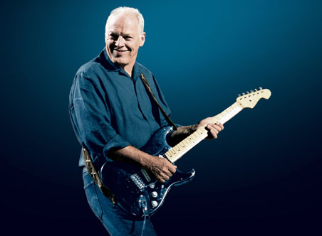 David Gilmour The Voice And Guitar Of Pink Floyd