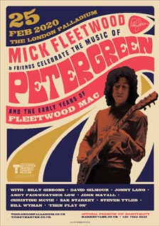 Peter Green Tribute Concert