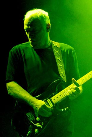 David Gilmour Music Remember That Night Official Website